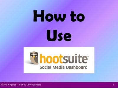 How to use hootsuite on twitter (Quick beginners guide 2017)