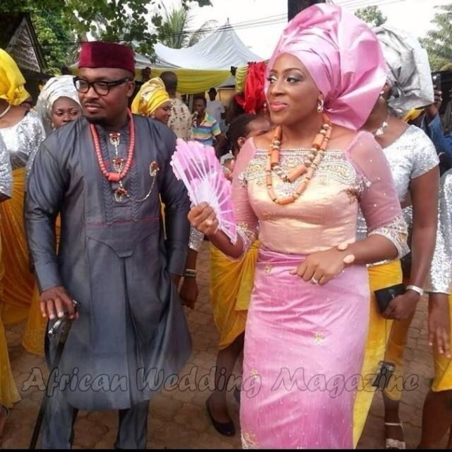 Wedding In Nigeria Traditional Dresses: 1357+ Photos Of Nigerian Engagement Dresses In 2017