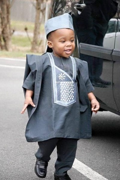 Best of the Boy Kids styles on African Print (PHOTOS)