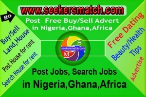 Current jobs in Nigeria, Jobs in Nigeria Today